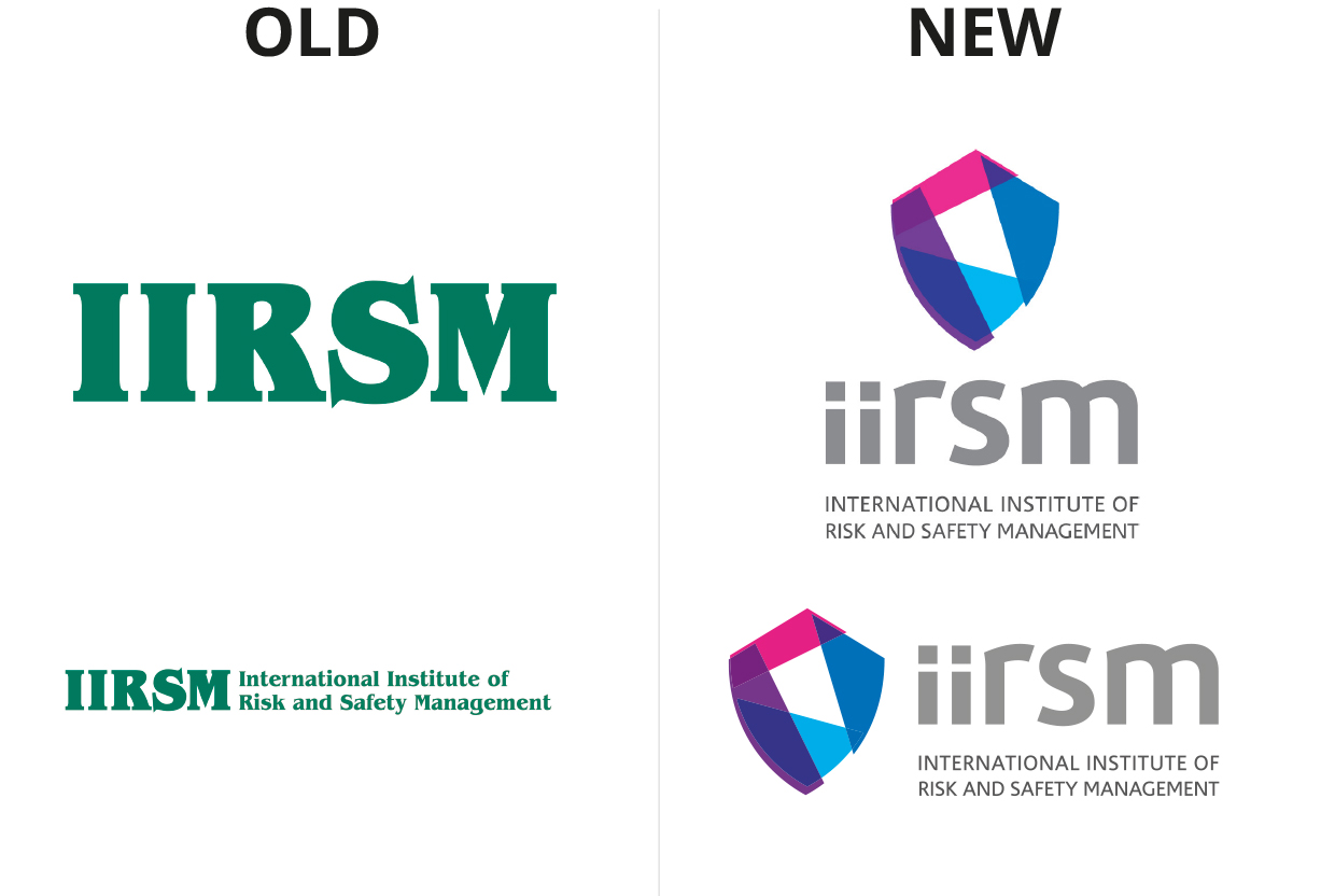 IIRSM Logo development and design