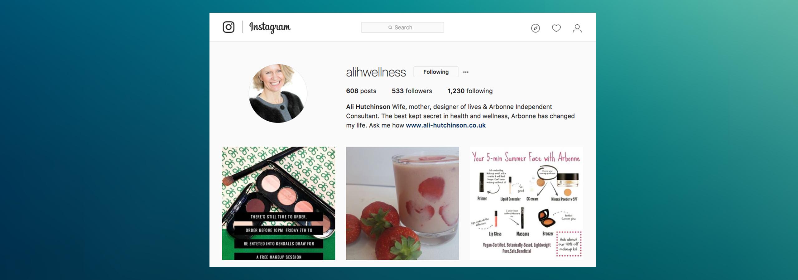 Social Media Campaign - Instagram