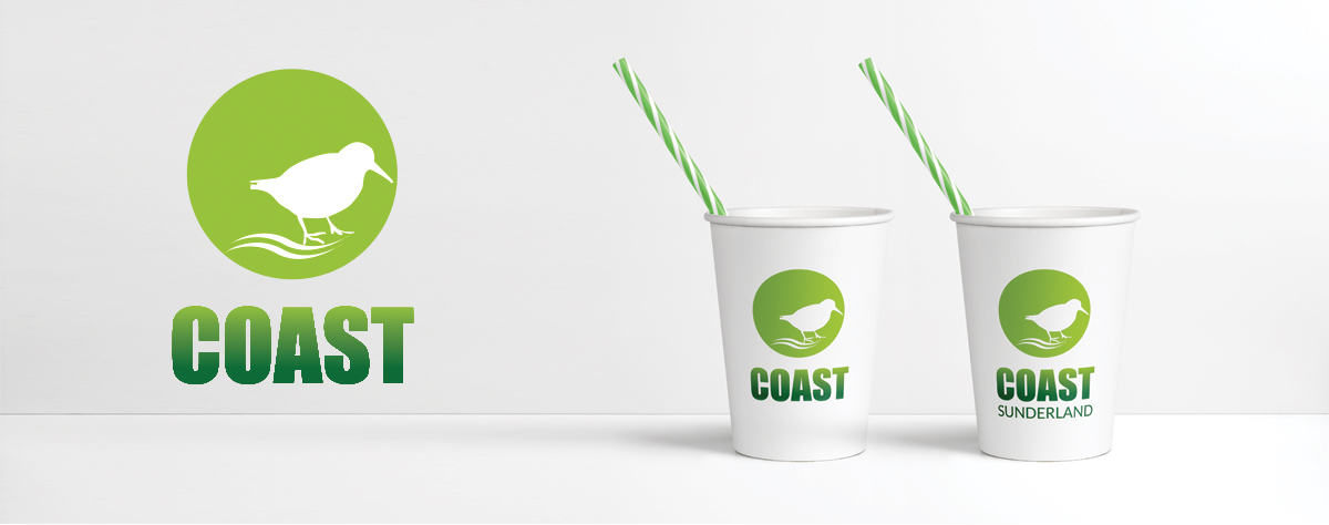Creative Logo Design for Coast