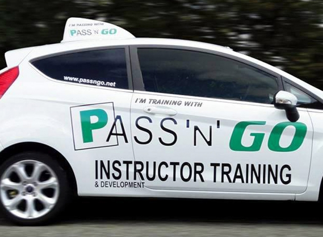 Remarketing campaign for Pass N Go North East