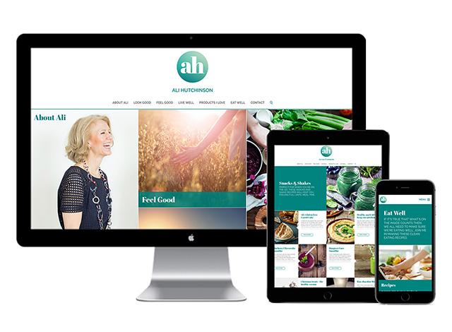 Lifestyle blogger website design and development in Drupal